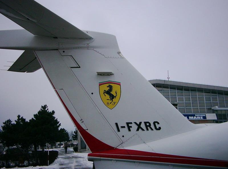 Aeroportul Suceava (Stefan cel Mare) - 2008 Piaggi12