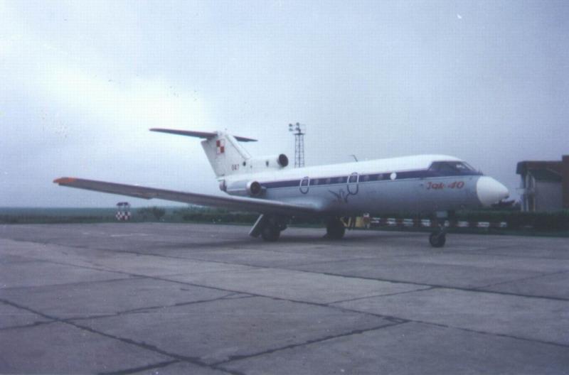 Aeroportul Suceava (Stefan Cel Mare) - 1994 - 2007 Plf04712