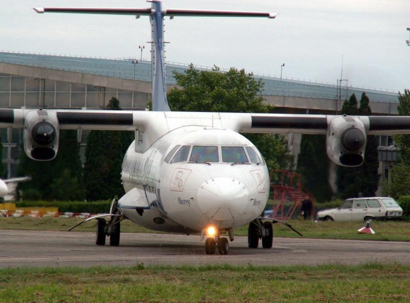 Aeroportul Suceava (Stefan cel Mare) - 2008 Rot_5610