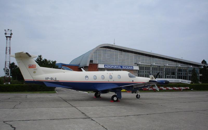 Aeroportul Suceava (Stefan cel Mare) - 2008 Vp-bls10