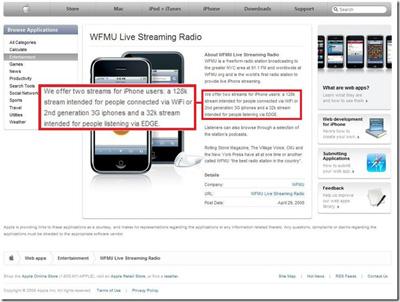 L'iPhone 3G cité sur le site d'Apple ! 3gipho10