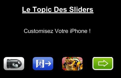**LE TOPIC DES SLIDERS** Jwarre10