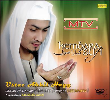 :: MTV/CD Akhil Hayy - Kembara Sufi :: Vcd-ak10