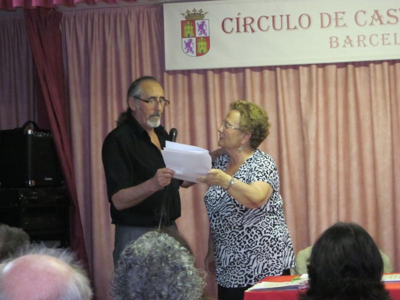 """FOTOS XV CERTAMEN DE POESÍA """"AMANECER LITERARIO"""" 2012 DEL CÍRCULO DE CASTILLA Y LEÓN EN BARCELONA Img_0510"""