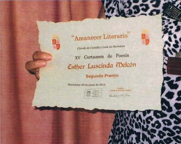 """FOTOS XV CERTAMEN DE POESÍA """"AMANECER LITERARIO"""" 2012 DEL CÍRCULO DE CASTILLA Y LEÓN EN BARCELONA Xv_cer11"""
