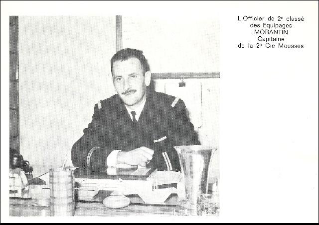 Ecoles des Mousses 2 ème compagnie mars 1968/décembre 1969 M00211