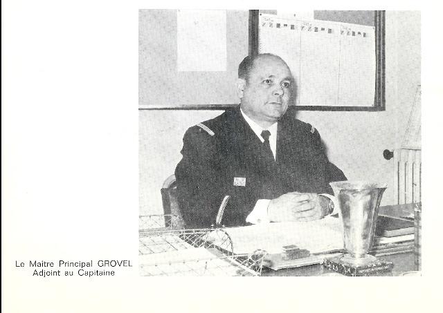 Ecoles des Mousses 2 ème compagnie mars 1968/décembre 1969 M00410