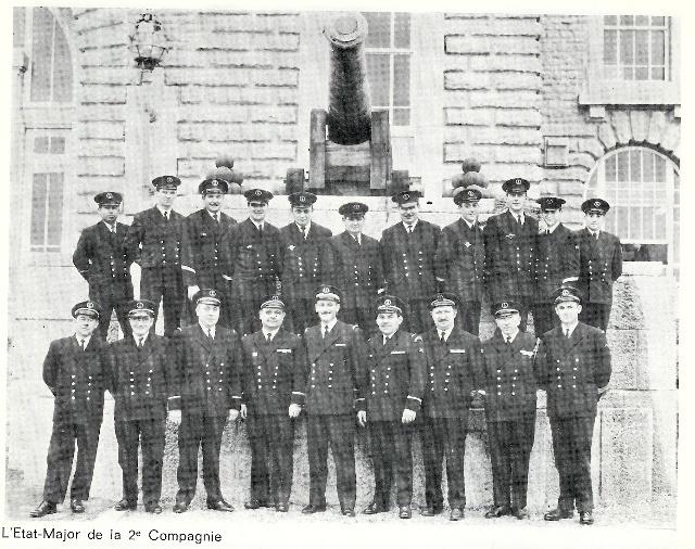 Ecoles des Mousses 2 ème compagnie mars 1968/décembre 1969 M00510