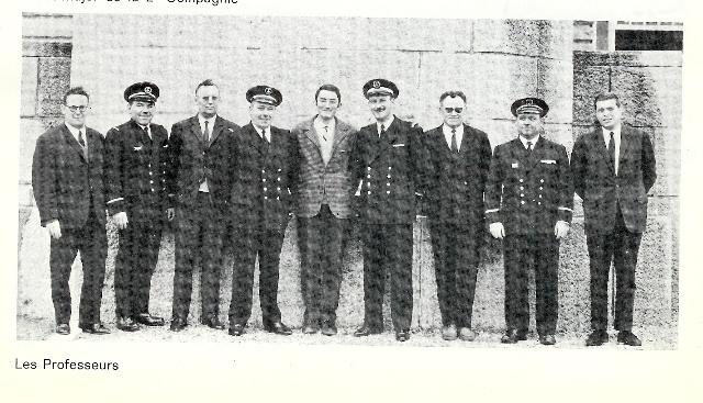 Ecoles des Mousses 2 ème compagnie mars 1968/décembre 1969 M00810