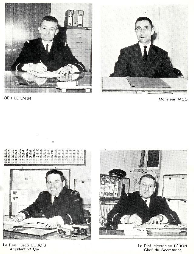 Ecoles des Mousses 2 ème compagnie mars 1968/décembre 1969 M00910