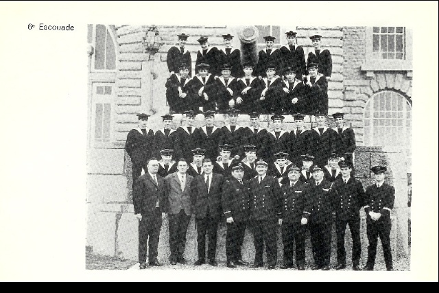 Ecoles des Mousses 2 ème compagnie mars 1968/décembre 1969 M01010