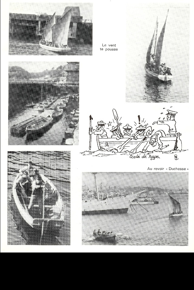 Ecoles des Mousses 2 ème compagnie mars 1968/décembre 1969 M01410
