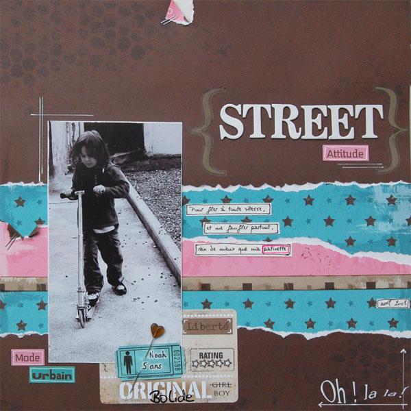 Galerie de scrapoulette Street10
