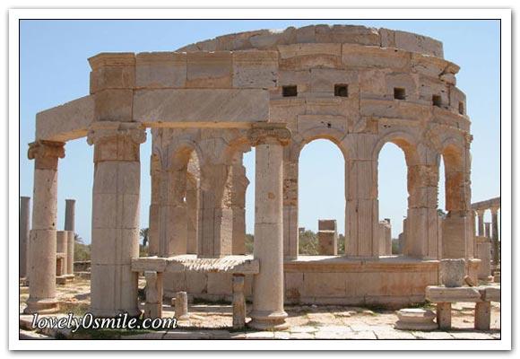 إعلان عن تنظيم رحلة سياحية إلى مدينة غوفي Libya-10