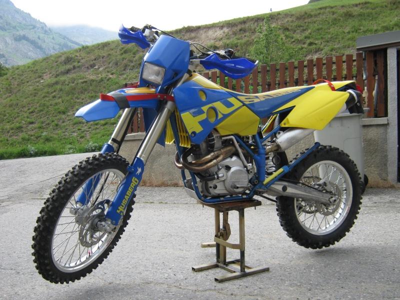 501 FE_E de 2001+ Equipement supermotard + Equipement motard Img_0912