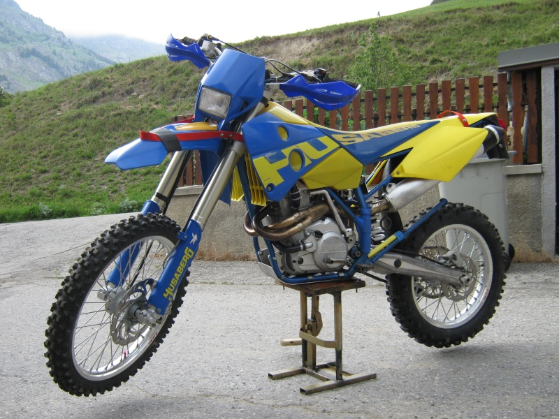 Husaberg 501 FE-E de 2001, Vente en pièces détachés Img_0913