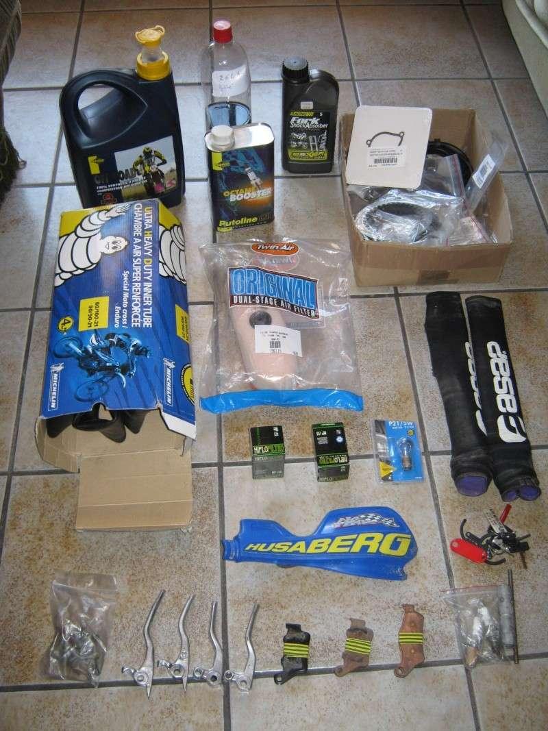 501 FE_E de 2001+ Equipement supermotard + Equipement motard Img_1210