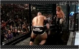 KOF History Moment # 7 (Spécial Elimination Chamber) Goldbe27