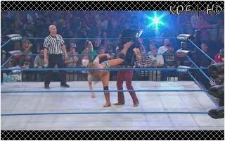 KOF History Moment # 26 : Hunter Prime III Mickie25