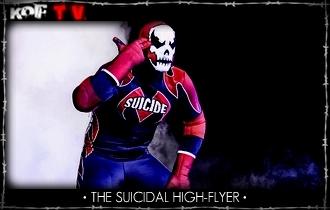 KOF History Moment # 17 : Halloween Havoc IV Suicid43