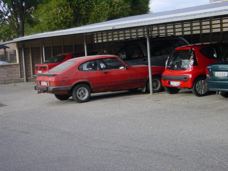 Håcke-Ford Capri Bromsad 327whp 583wnm SÅLD 2007-010