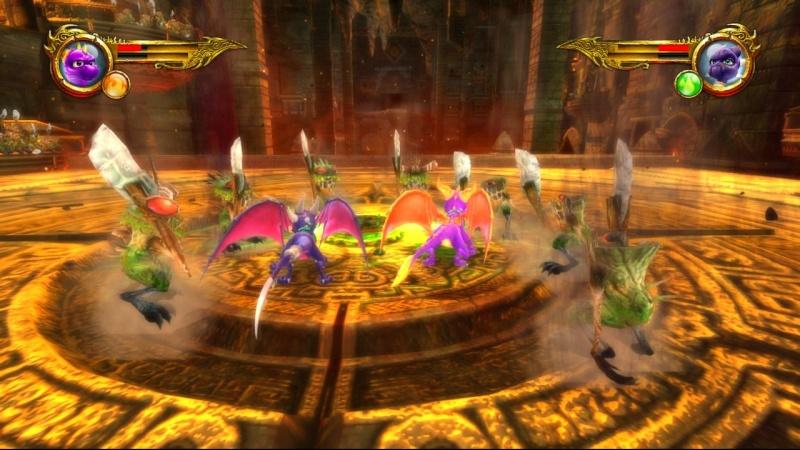 la légende de spyro : la naissance d'un dragon - Page 2 01663410