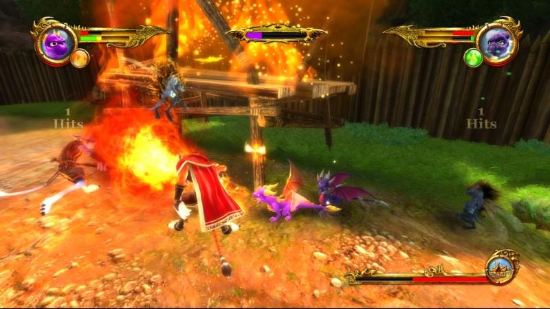 la légende de spyro : la naissance d'un dragon - Page 2 01663510