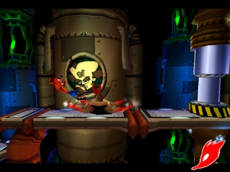 crash bandicoot 2 : cortex strikes back Scr2-412