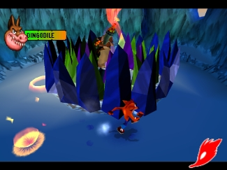 crash bandicoot 3 : warped Scr3-210