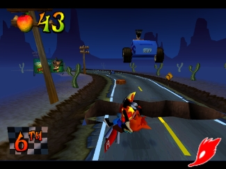 crash bandicoot 3 : warped Scr3-310
