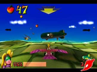 crash bandicoot 3 : warped Scr3-411
