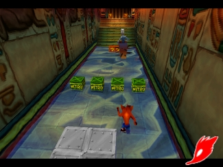 crash bandicoot 3 : warped Scr3-415