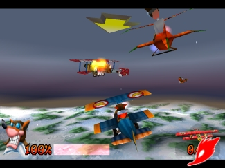 crash bandicoot 3 : warped Scr3-514