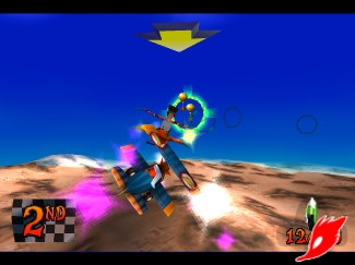 crash bandicoot 3 : warped Scr3-613