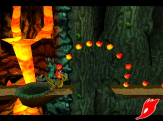 crash bandicoot 3 : warped Scr3-615