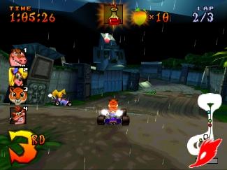 CTR : crash team racing Scrctr15