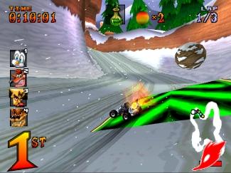 CTR : crash team racing Scrctr18