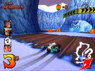 CTR : crash team racing Scrctr21