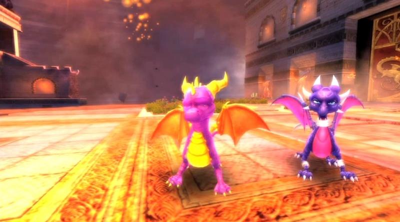 la légende de spyro : la naissance d'un dragon Screen34