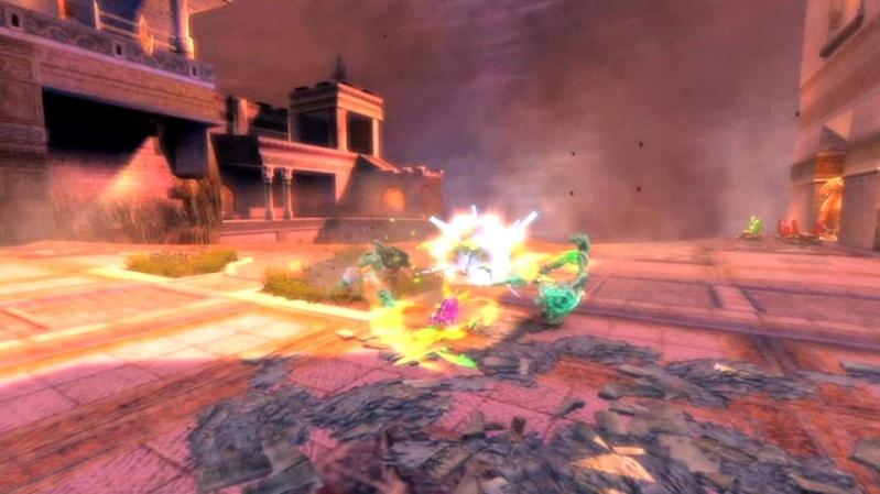 la légende de spyro : la naissance d'un dragon Screen35
