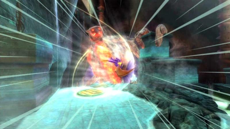 la légende de spyro : la naissance d'un dragon Screen36