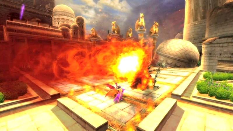 la légende de spyro : la naissance d'un dragon Screen38