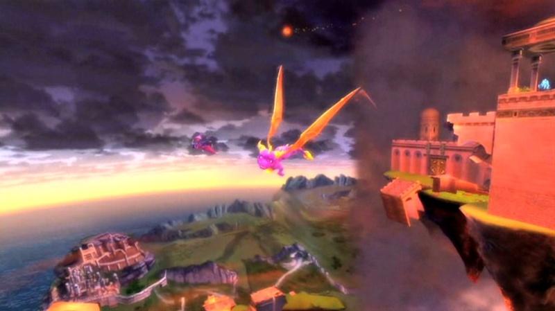 la légende de spyro : la naissance d'un dragon Screen39