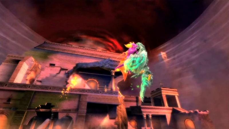 la légende de spyro : la naissance d'un dragon Screen41