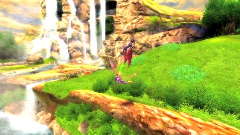 la légende de spyro : la naissance d'un dragon Screen42