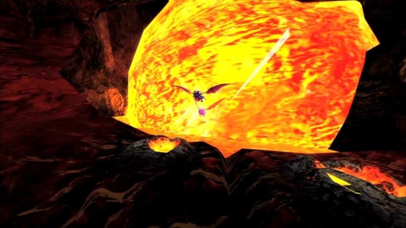 la légende de spyro : la naissance d'un dragon Screen44