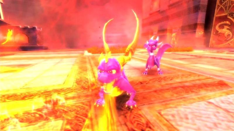 la légende de spyro : la naissance d'un dragon Screen46