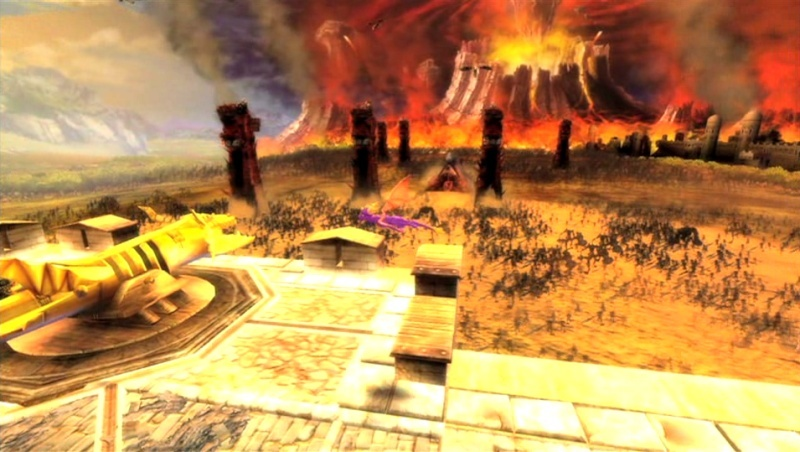 la légende de spyro : la naissance d'un dragon Screen48