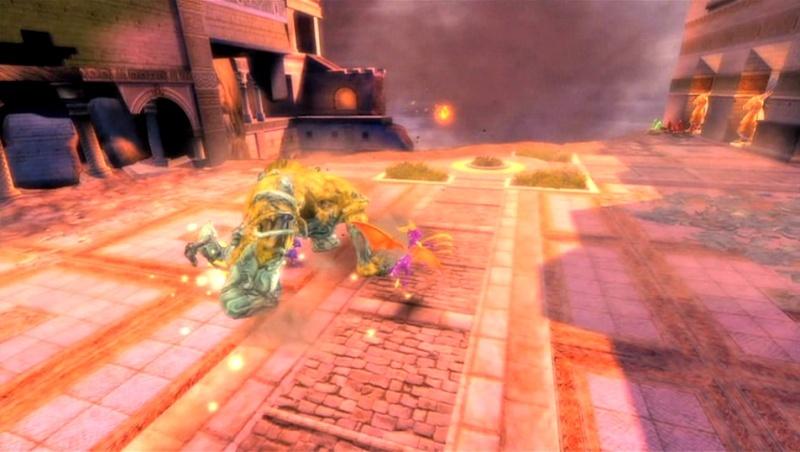 la légende de spyro : la naissance d'un dragon Screen52
