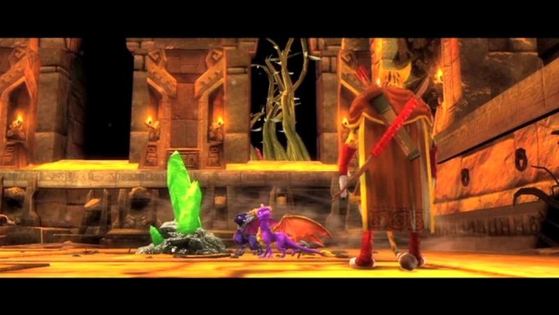 la légende de spyro : la naissance d'un dragon Screen53